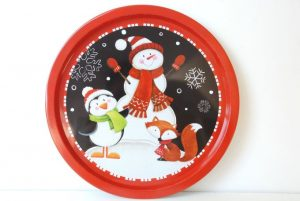 Christmas Decor – Reindeer, Snowmen, Santa!