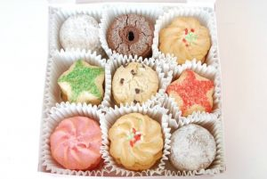 Holiday Cookies – Pretty for a Party?