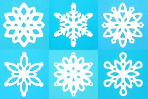 Paper Snowflake Patterns – Elsa Series