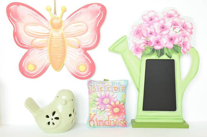 Spring Decor | yesilovewalmart.com