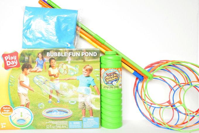 Summer Toys - Bubble Fun Pond | yesilovewalmart.com