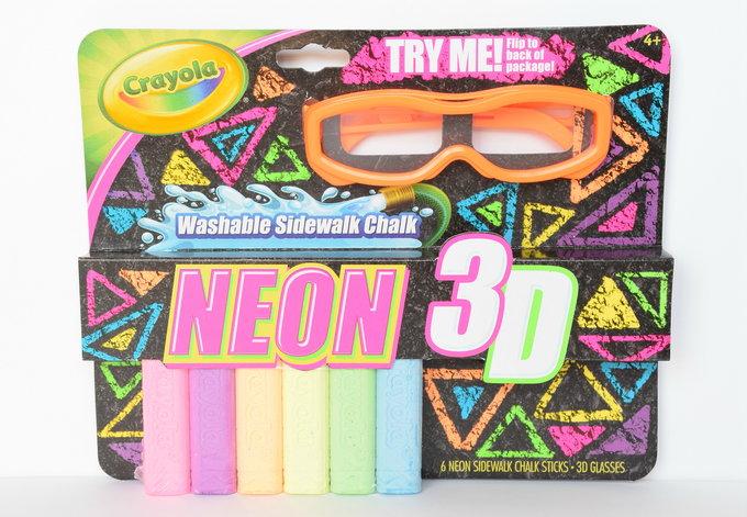 Summer Toys - Sidewalk Chalk | yesilovewalmart.com