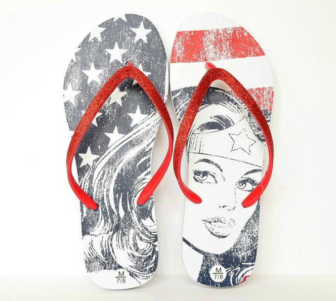 Americana Fashion - Flipflops | yesilovewalmart.com