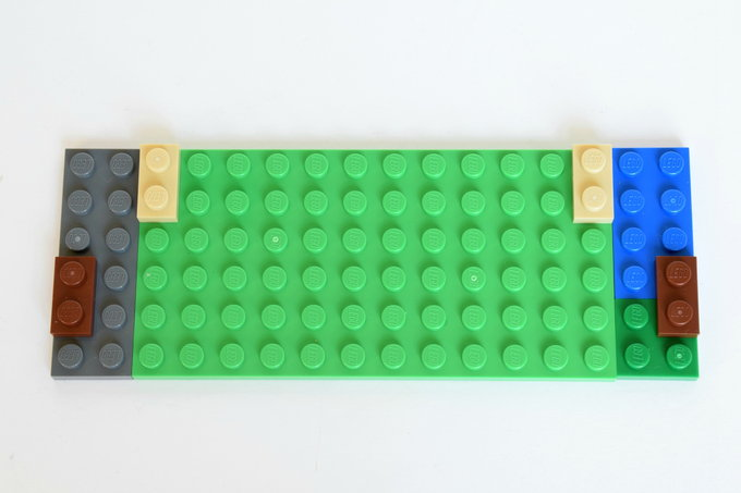 Lego Business Card Holder - Directions 1 | yesilovewalmart.com