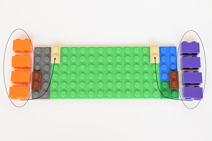 Lego Business Card Holder - Directions 2 | yesilovewalmart.com