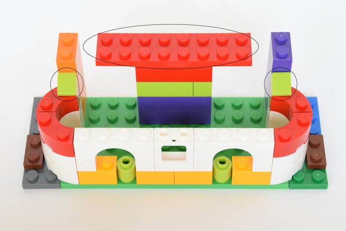 Lego Business Card Holder - Directions 7 | yesilovewalmart.com