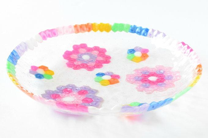 Pony Beads Bowl 2 | yesilovewalmart.com
