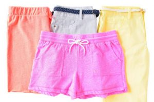Colorful Shorts – Comfortable