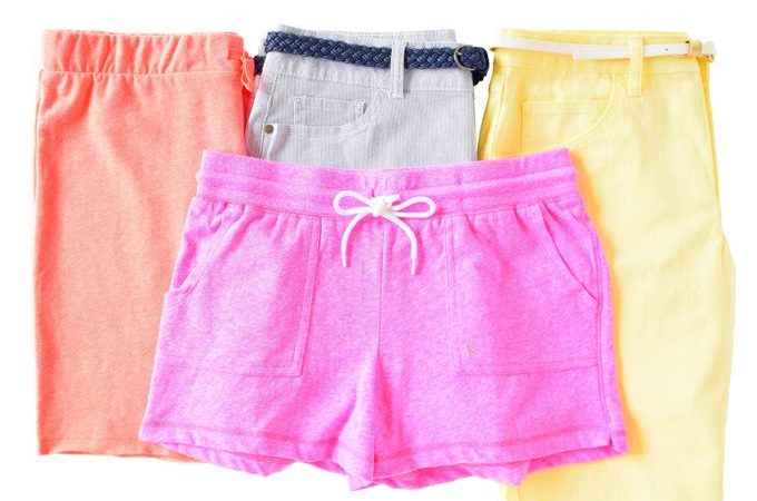 Colorful Shorts | yesilovewalmart.com