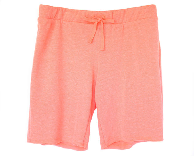 Colorful Shorts - Bermuda Orange