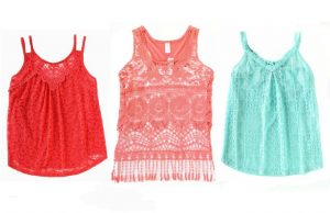Hot Trend – Beautiful Lace Tops