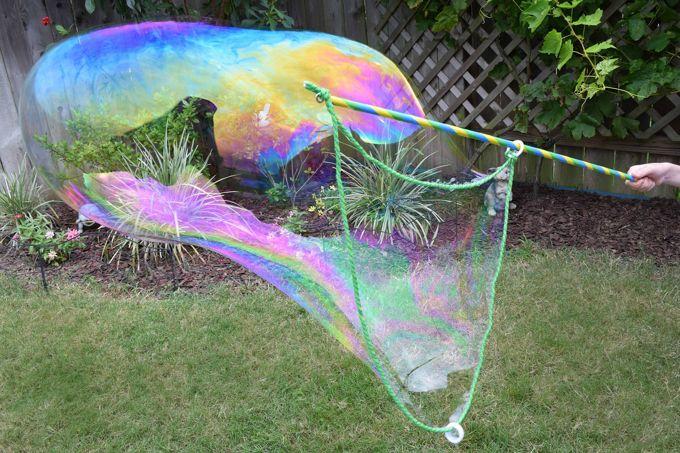 Giant Bubble Wand -9 | yesilovewalmart.com