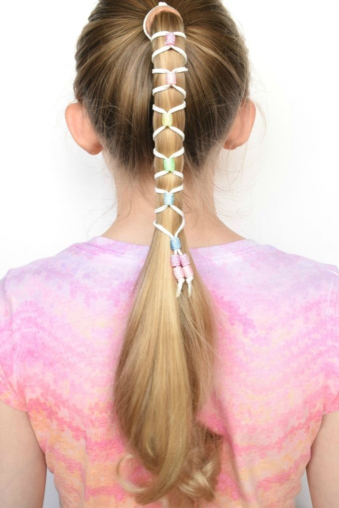 Hair Braid Rope - Close In | yesilovewalmart.com