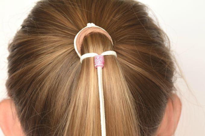 Hair Braid Rope - Ponytail 2 | yesilovewalmart.com