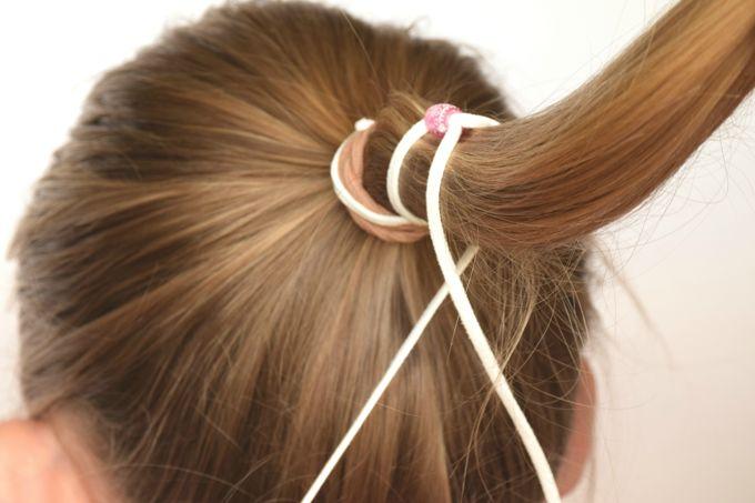 Hair Braid Rope - Ponytail 3 | yesilovewalmart.com