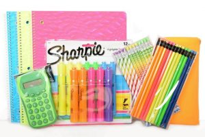 School Supplies – Show Off