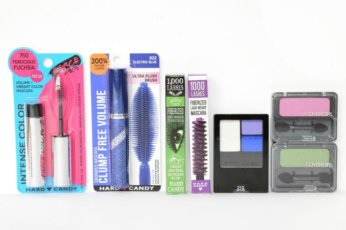 colorful-mascara-supplies | yesilovewalmart.com