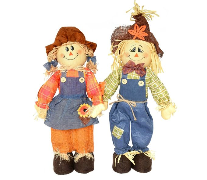 fall-scarecrows-pumpkins-scarecrows
