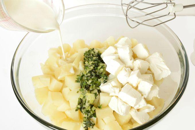 garlic-herb-mashed-potatoes | Yesilovewalmart.com