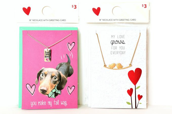 Valentines Gifts - Necklace | yesilovewalmart.com