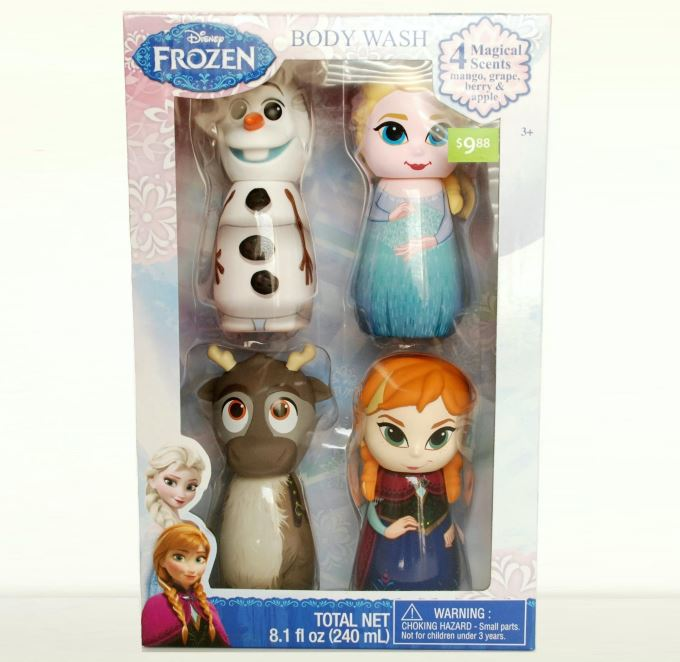 Gifts for Kids - Frozen Body Wash