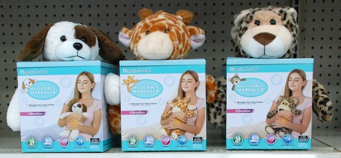 Gifts for Kids – Huggable Massagers