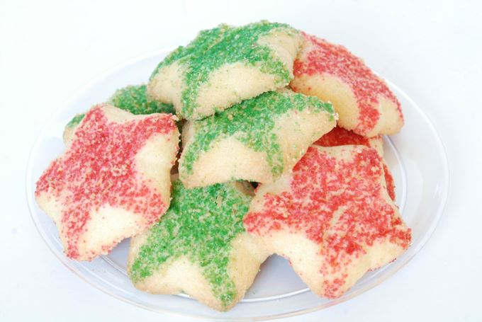 Holiday Cookies - Star Cookie