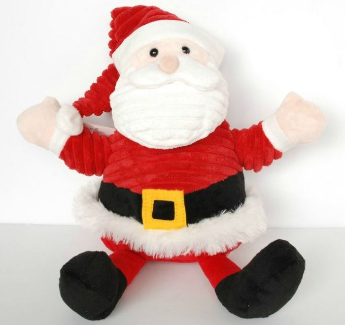 Gifts for Kids - Stuffed Santa