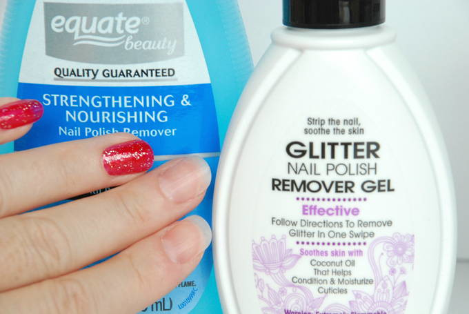 Glitter Nail Polish Remover Gel - Complete