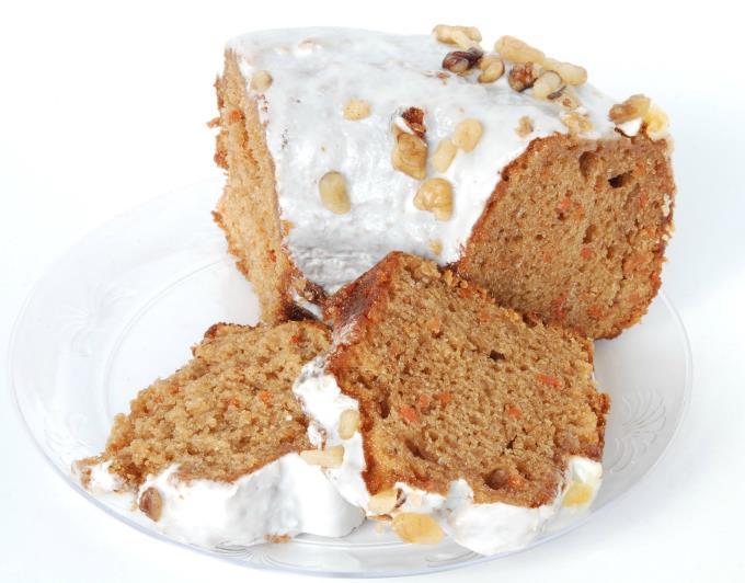 Pound Cakes - Carrot Cake