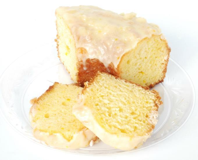 Pound Cakes - Lemon