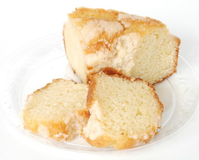 Pound Cake - Sour Cream