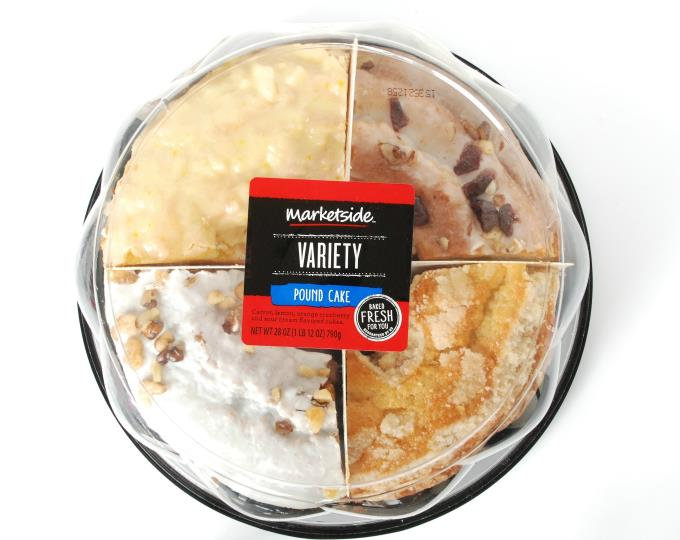 Pound Cakes - Variety Pack