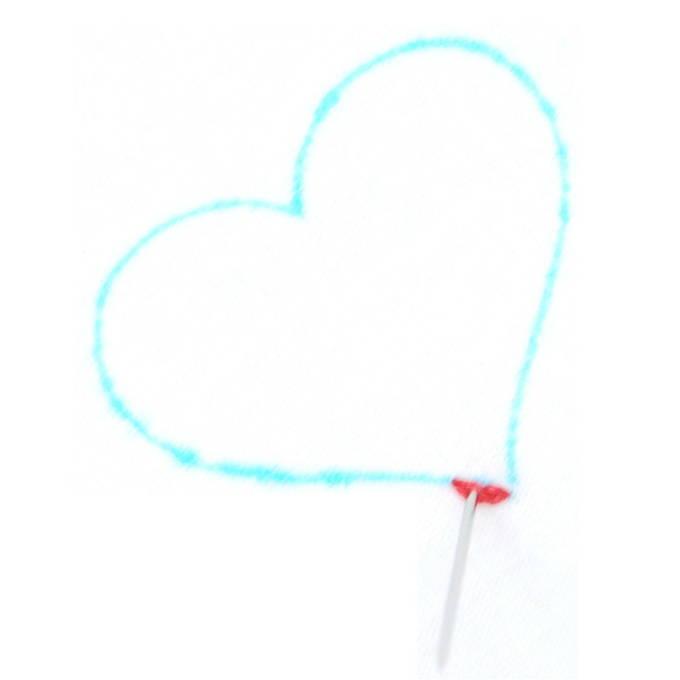 Embroidery Stitches - Split Stitch 5