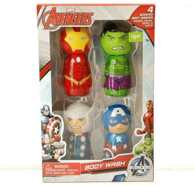 Gifts for Kids - Avengers Body Wash