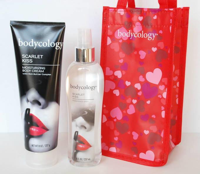 Valentines Body Creams - Moisturizing Cream, Fragrance Mist