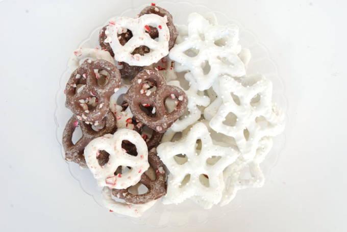 Chocolate Pretzels | yesilovewalmart.com