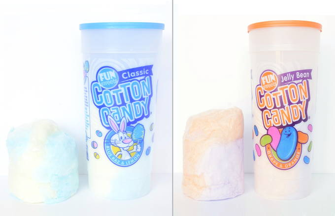 Easter Basket Gifts - Cotton Candy | yesilovewalmart.com