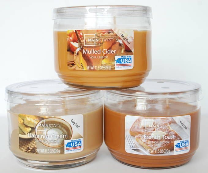 Holiday Hostess Gifts - Candles | yesilovewalmart.com