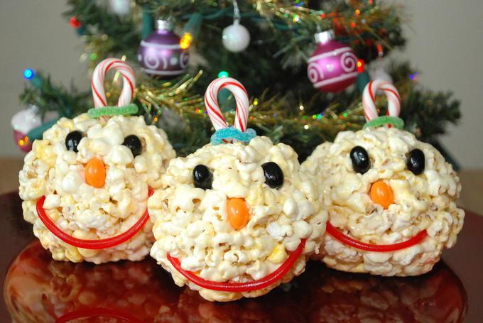 Marshmallow Popcorn Balls | yesilovewalmart.com