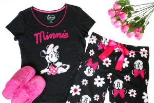 Minnie Mouse Pajamas | yesilovewalmart.com