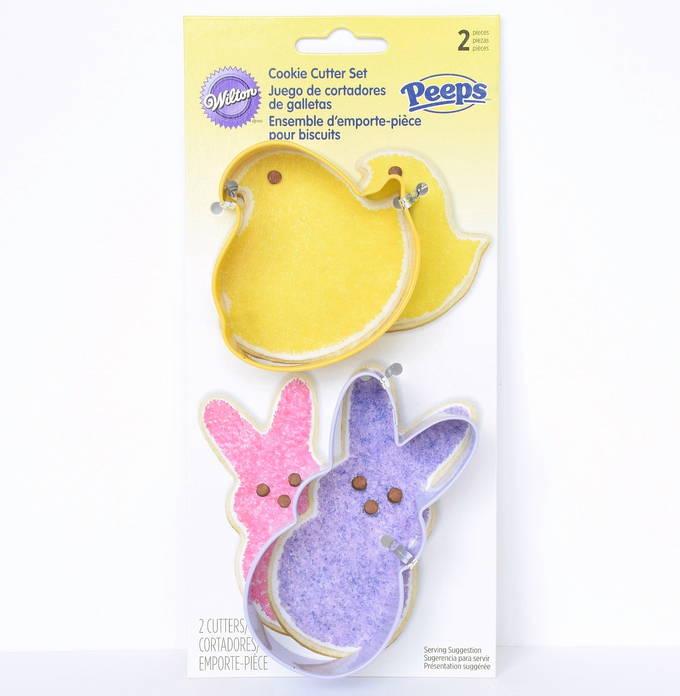 Peeps Berry-Filled Tarts - Cookie Cutter | yesilovewalmart.com