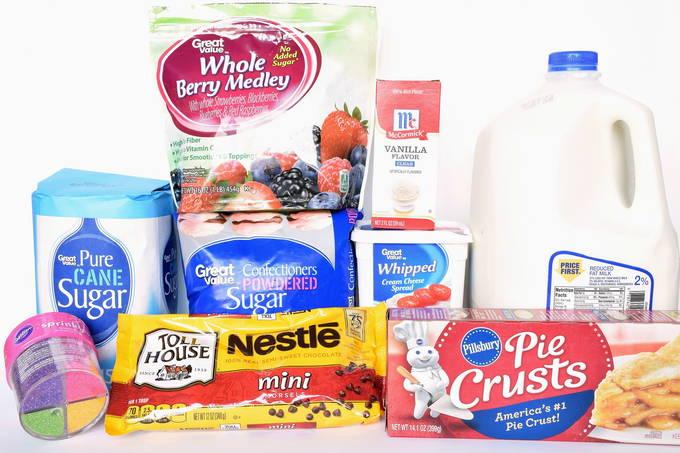 Peeps Berry-Filled Tarts - Ingredients | yesilovewalmart.com