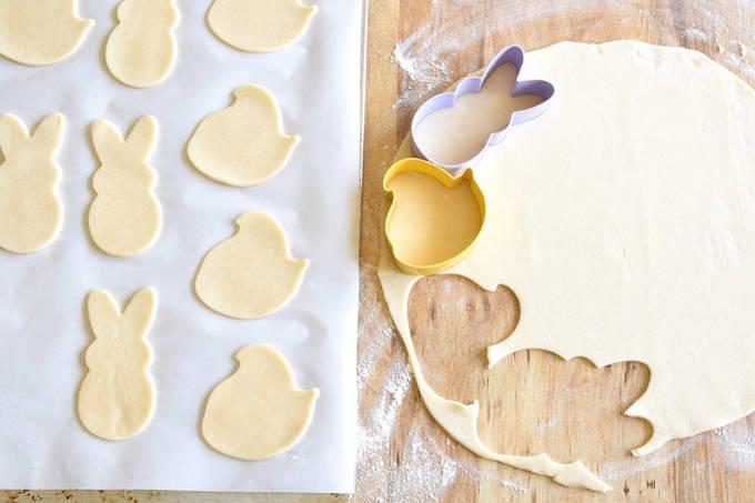 Peeps Berry-Filled Tarts - Pie Crust | yesilovewalmart.com