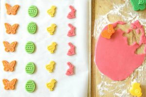 Rainbow Shortbread Cookies - Baking | yesilovewalmart.com
