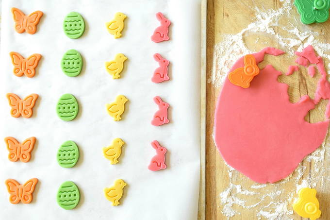 Rainbow Shortbread Cookies - Baking | yesilovewalmart.com