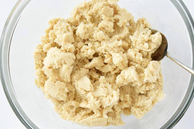 Rainbow Shortbread Cookies - Dough | yesilovewalmart.com