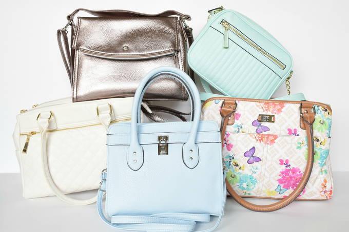 Chic Spring Purses | yesilovewalmart.com