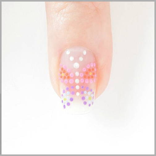 Rainbow Nails Directions - Butterfly | yesilovewalmart.com