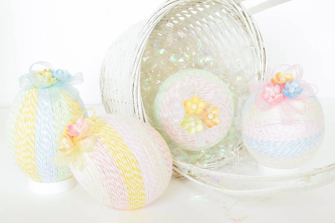 Sweet Spring Eggs - Flowers | yesilovewalmart.com